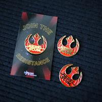Rebel Scum Enamel Pin