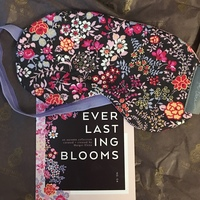 Margot Elena Stories & Songbirds Eye Mask - Patterns will vary