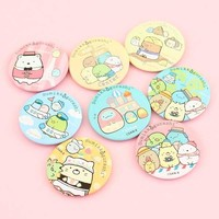 Sumikko Gurashi Travel Badge