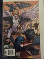 Uncanny X-Men Manifest Destiny Comic