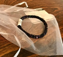 Aid Through Trade - The Original Roll-On Bracelet in iridescent black