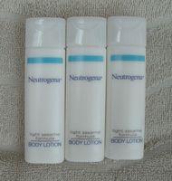 Neutrogena Light Sesame Body Lotion