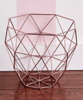 Umbra PRISMA Geometric Wastepaper Basket