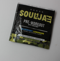 SouljaFit Pre - Workout Blueberry Lemonade