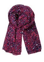 Becksondergaard E Little Leo Scarf - Rose Red