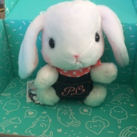 Amuse Pote Usa Loppy Rabbit Plushie