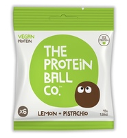 The Protein Ball Co Lemon & Pistachio protein balls