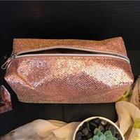 Ulta Beauty Glitter Makeup Bag