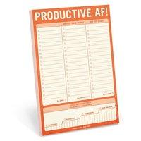 Productive AF! Notepad