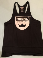 Royal Sport LTD Men's Stringer Tank Top Size Large