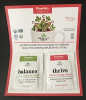 ORGANIC INDIA PREVENTION HERBAL WELLNESS INFUSIONS TEA