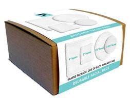 Facekins Reusable Facial Pads