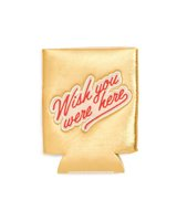 Wish You Were Here Drink Sleeve by ban.do