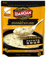 Idahoan Steakhouse Creamy Potato Soup Mix