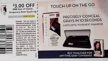 Clariol Root Touch-Up Coupon(s)