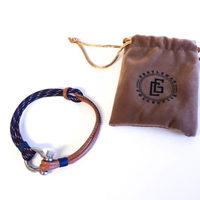 Gentleman Collective Leather Bracelet