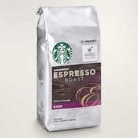 Starbucks Espresso Roast Ground Coffee