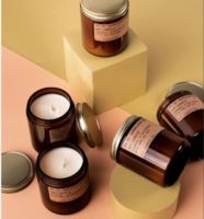 PF CANDLE CO. HANDPOURED SOY WAX CANDLE
