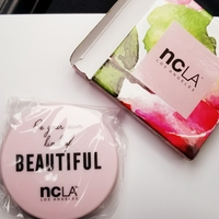 NCLA compact mirror