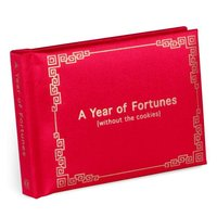 A Year of Fortunes (From Knock Knock gifts)