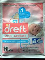 Draft Stage 1 (newborn) fabric softener