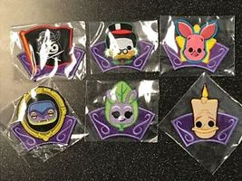 Funko Disney Treasures Patch Collection