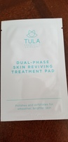 Tula Dual-Phase Skin Reviving Treatment Pad
