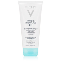 Vichy Purete Thermale 3-in-1 One Step Cleanser Sensitive Skin