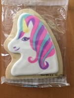 The Decorated Cookie Co.-Unicorn Cookie