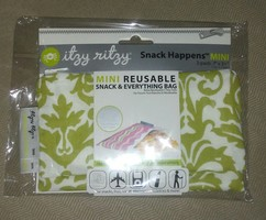 Itzy Ritzy Mini Reusable Snack Bags