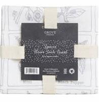 Limited Edition Spices Flour Sack Towel