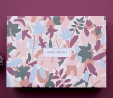 Birchbox October 2018 - Just the box!