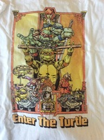 """Enter the Turtle"" T-Shirt"