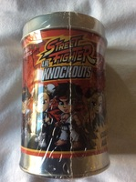 Cryptozoic Street Fighter Lil Knockout Vinyl Mini