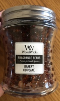 Woodwick Fragrance Beads in Bakery Cupcake