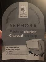 Sephora Charcoal Nose Strip