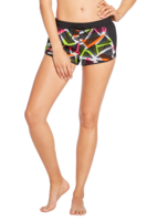 Carrie Shorts - Tribal Geo
