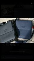 NAVY Chilton crossbody bag