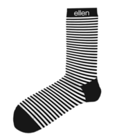 Ellen striped socks