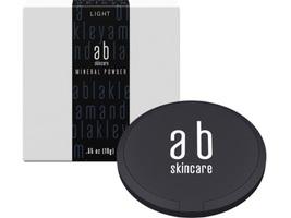 AB Skincare Mineral Powder with sunburn prevention in Medium