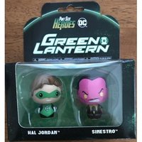 Green Lantern Pint Sized Heroes Hal Jordan and Sinestro