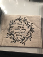 Book pouch