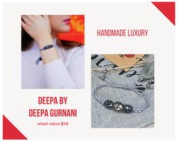 Deepa by Deepa Gurnani Bracelet