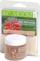 Moom organic facial hair remover