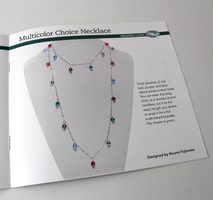 Facet Sept 2018 Multi color Choice Necklace