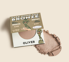 theBalm Take Home the Bronze in Oliver bronzer
