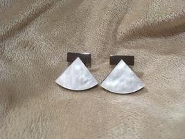 Les Tatillonnes earrings in silver