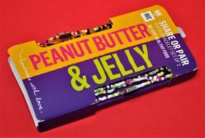 Rafiki Share or Pair Bracelet Set - Peanut Butter & Jelly