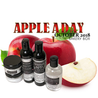 Shea Shea Bakery October 2018 Apple a Day Box