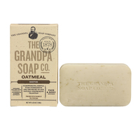 The Grandpa Soap Co. Oatmeal Bar Soap